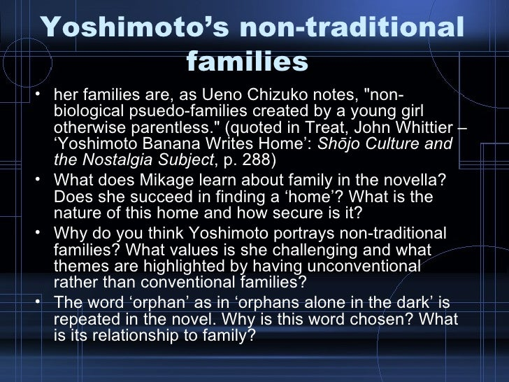 Kitchenlesson4 for Kitchen yoshimoto summary
