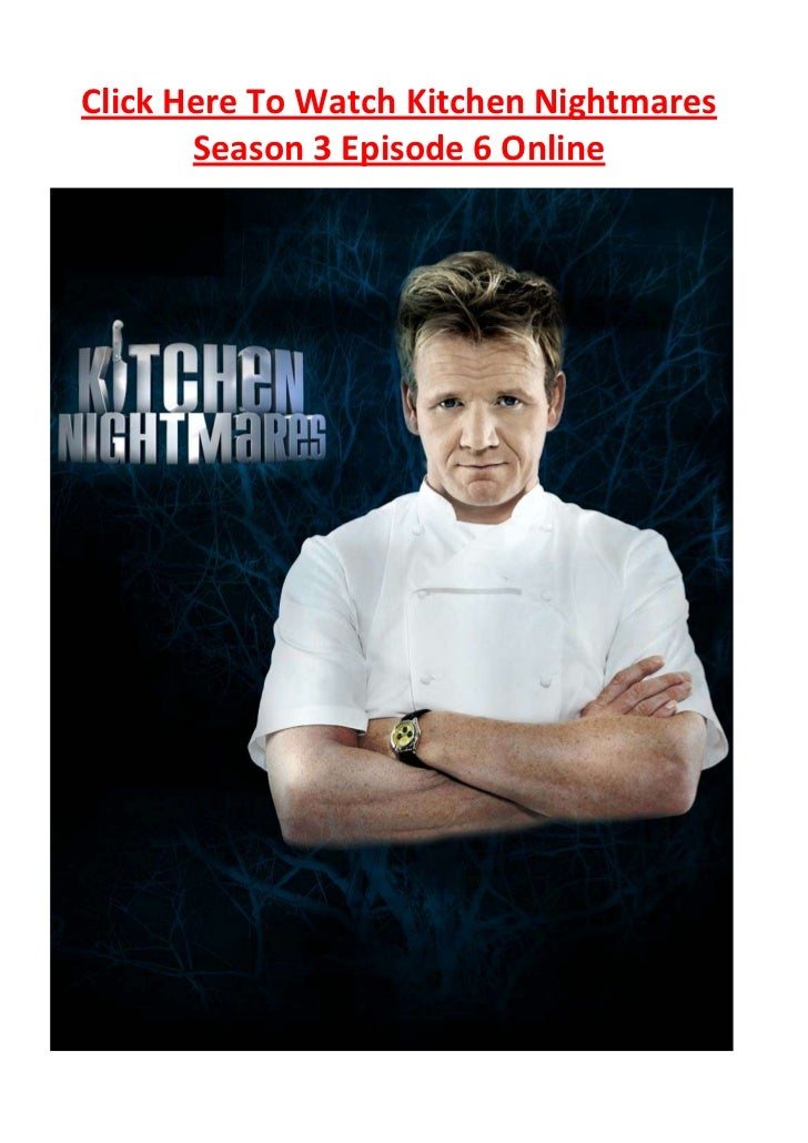 Watch Kitchen Nightmares Season