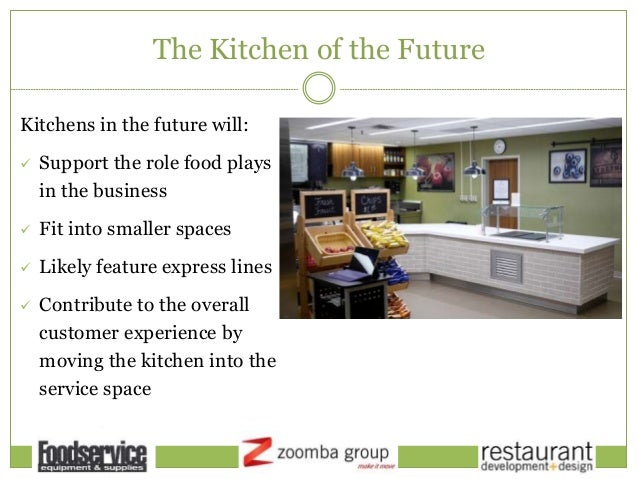 Designing the Commercial Kitchen of the Future