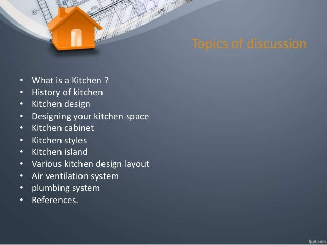 Kitchen Layout Templates 6 Different Designs: Kitchen Powerpoint