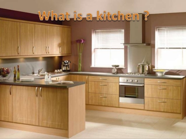 4. What Is A Kitchen ?