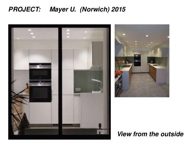 kitchen project norwich uk