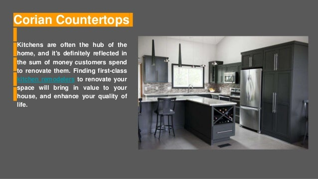 Remodeling; 12. Corian Countertops Kitchens ...