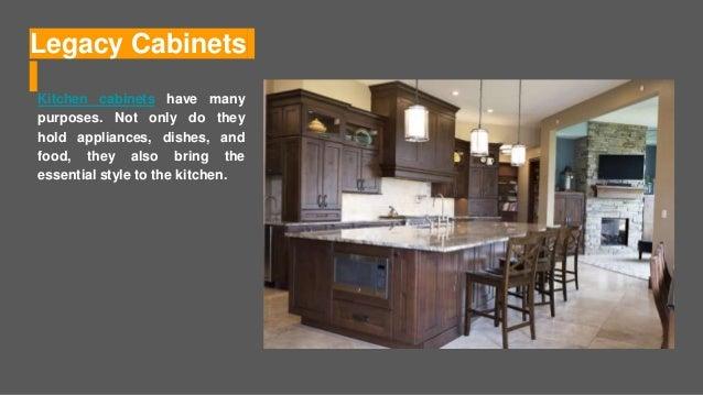 Bon 3. Legacy Cabinets Kitchen ...