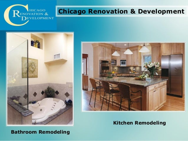 Kitchen remodeling contractor chicago for Bathroom remodeling contractors chicago