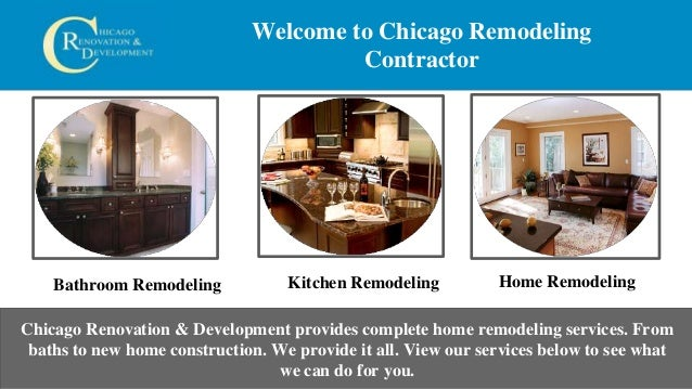 Kitchen Remodeling Contractor Chicago