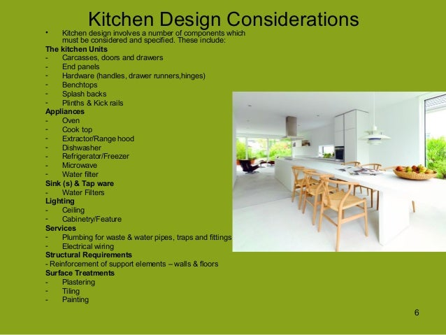 kitchen design considerations. Kitchen Design Considerations  Renovation