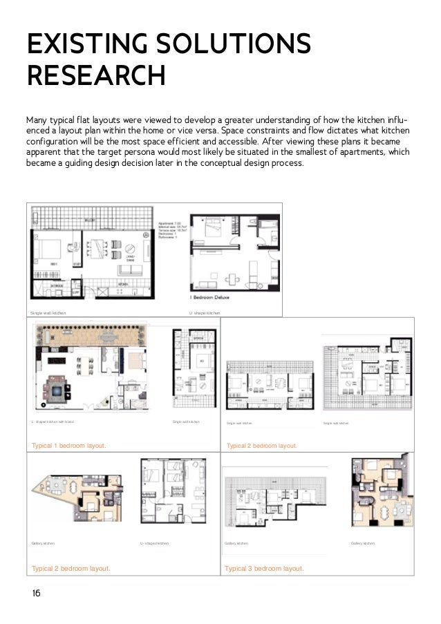 Design Engineering Kitchen For Elderly Report