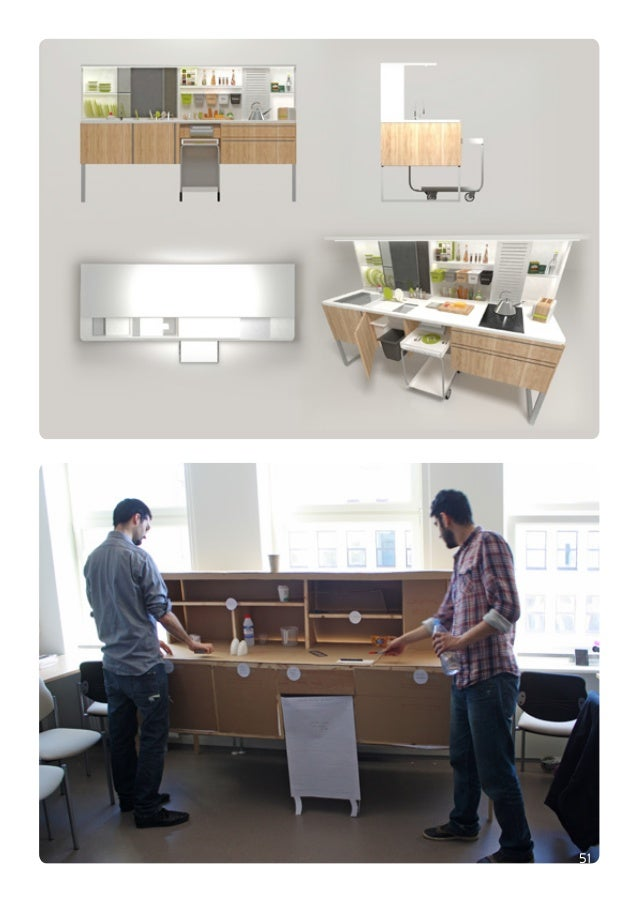 design & engineering kitchen for elderly report