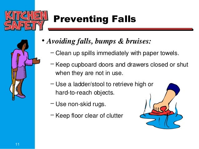 How To Avoid Falls In The Kitchen - Best Design Of CTVNewsOnline.Com