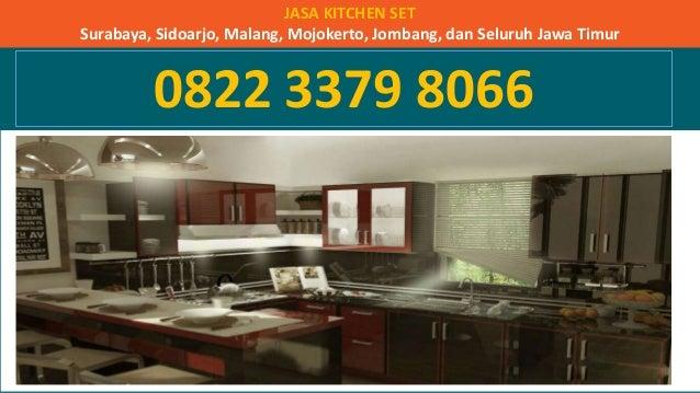 082233798066 Harga Kitchen Set Aluminium Djava Lumintu