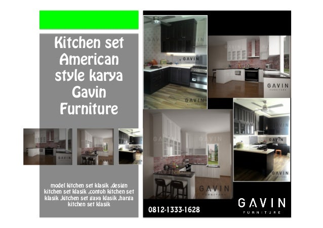 0812 1333 1628 Tsel Kitchen Set Duco Putih