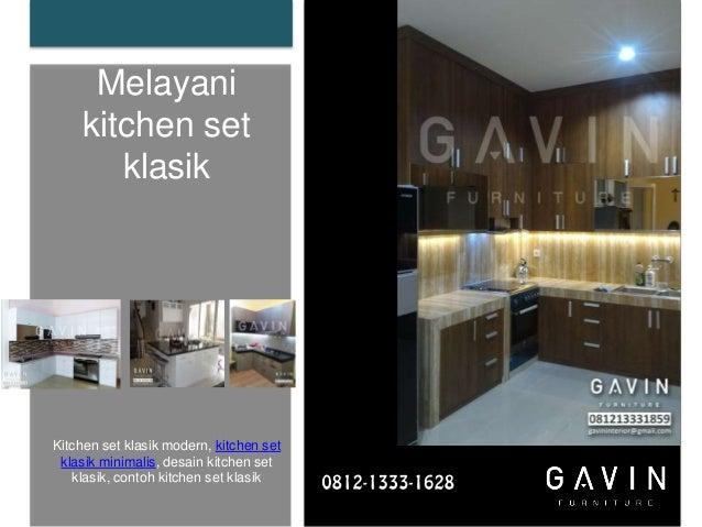 Pembuatan Kitchen Set Di Jakarta Murah