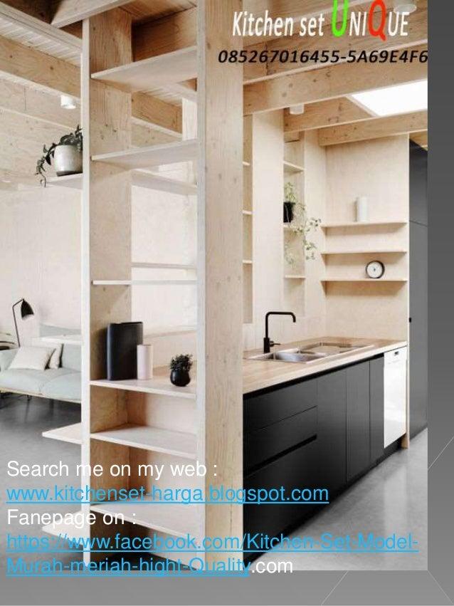 Design Kitchen Set Untuk Dapur Kecil kitchen set minimalis hpl, contoh kitchen set untuk dapur kecil, harg…
