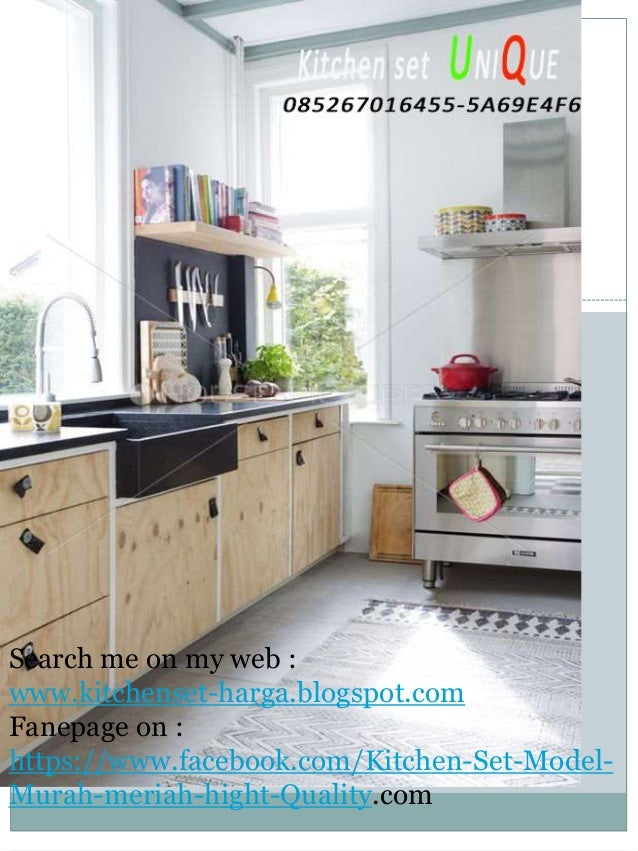 Kitchen Set Minimalis Kaca Harga Kitchen Set Komplit Kitchen Set Mi