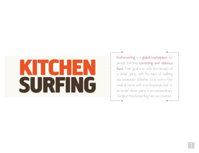 kitchensurfing - Kitchen Surfing
