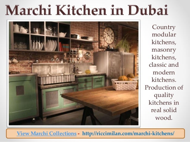 Kitchens and Wardrobes Design In Dubai