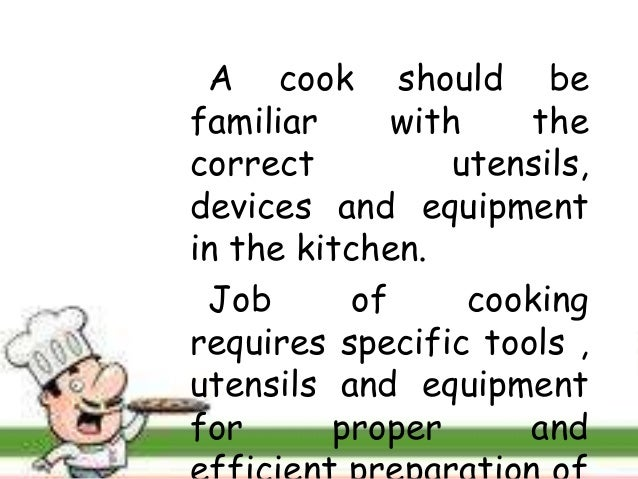 cooking utensils list that every kitchen needs - Kitchen Tools List