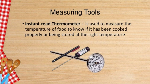 Kitchen Measuring Tools Definition Bruin Blog