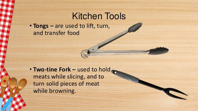 Kitchen Tools And Equipment kitchen tools and equipment