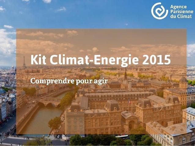 Kit Climat-Energie 2015