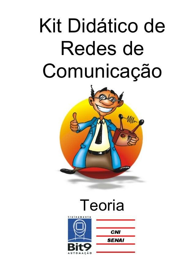 Kit Didático de Redes de Comunicação Teoria