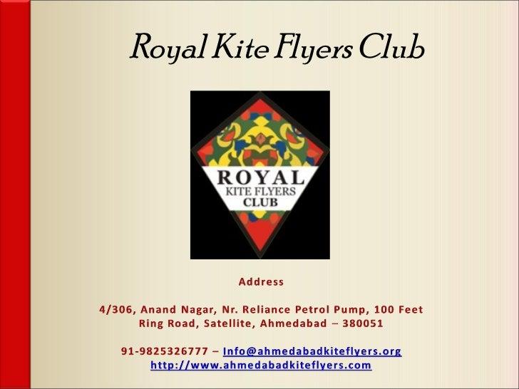 Royal Kite Flyers Club