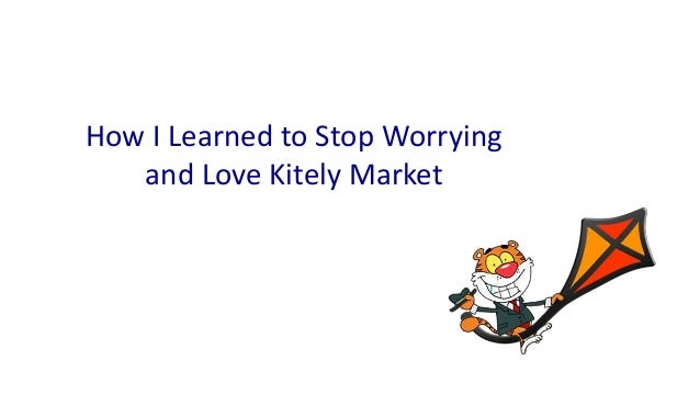 How I Learned to Stop Worrying and Love Kitely Market
