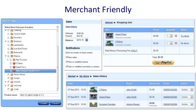 Merchant Friendly