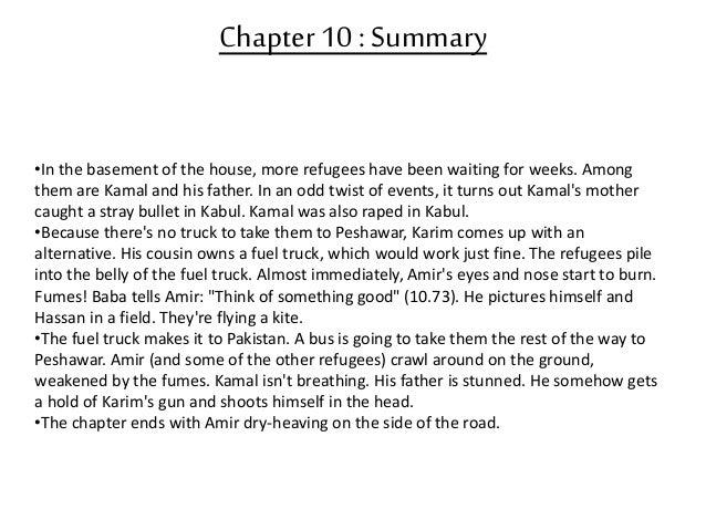 the kite rider chapter summaries