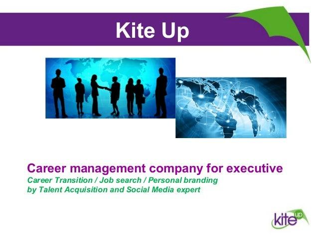 Kite Up Préparation à l'entretien de recrutement  Career management company for executive Career Transition / Job search /...