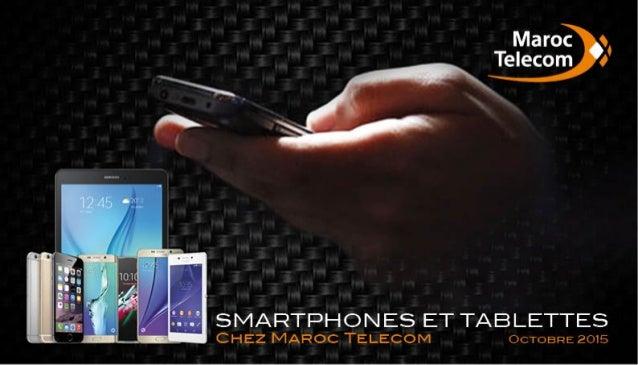 Kit Smartphones & Tablettes du mois d'Octobre 2015