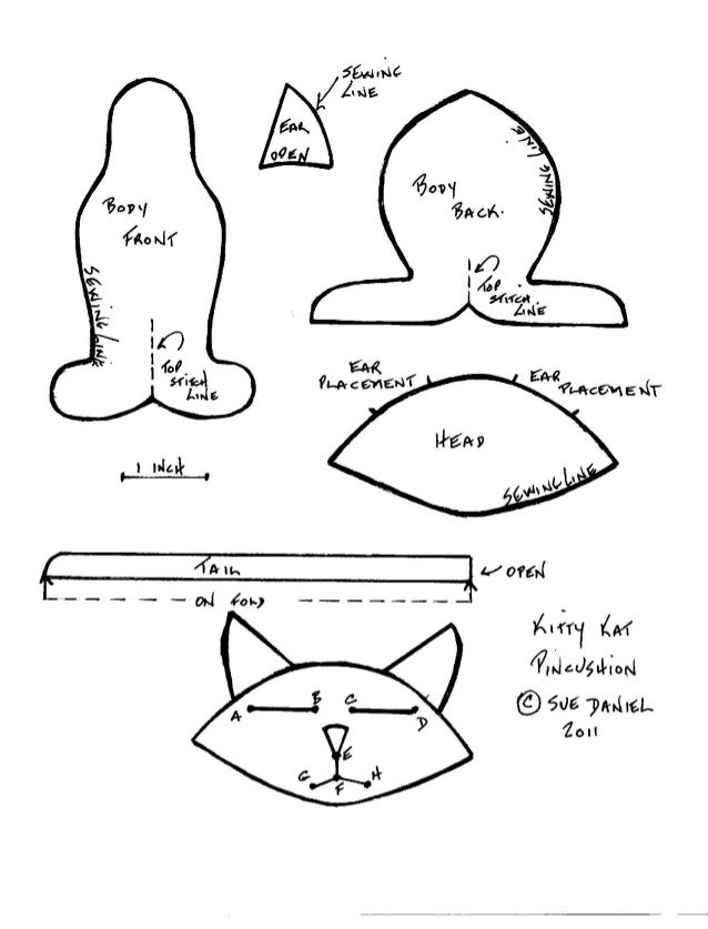 Kitty katpattern
