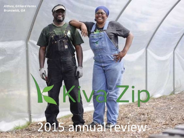 2015 annual review Althea, Gilliard Farms Brunswick, GA