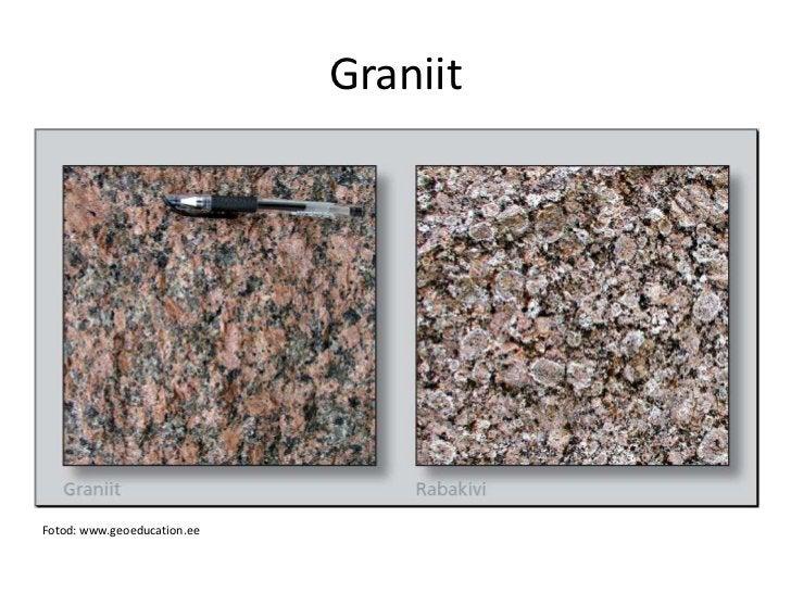 GraniitFotod: www.geoeducation.ee