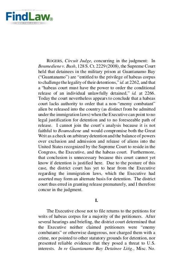 Boumediene v. Bush, 553 U.S. 723 (2008)