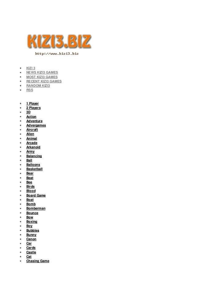 KIZI 3NEWS KIZI3 GAMESMOST KIZI3 GAMESRECENT KIZI3 GAMESRANDOM KIZI3RSSCATEGORIES1 Player2 Players3DActionAdventureAdverga...