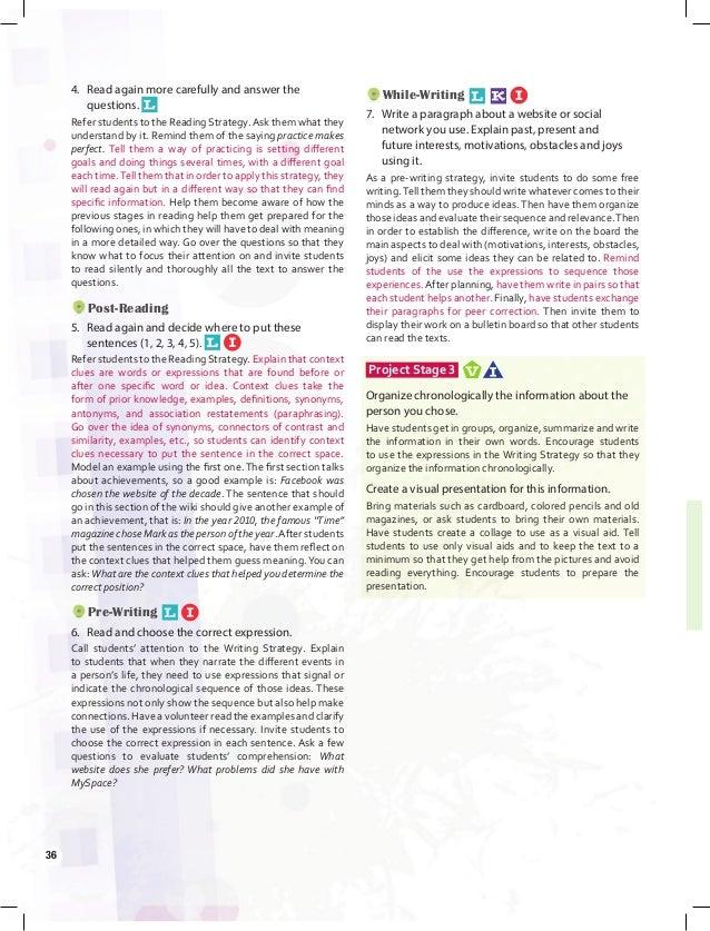 Anglo Link Lesson 4 Homework - image 7