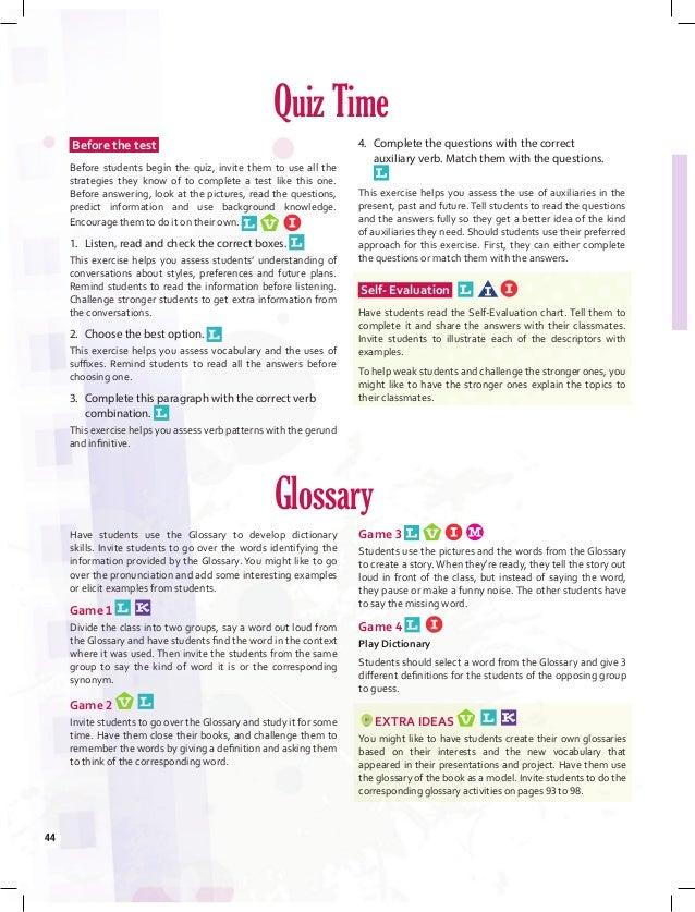 advanced writing skills pdf
