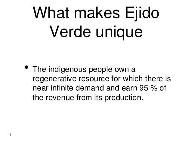 Kj ejido one Slide 2