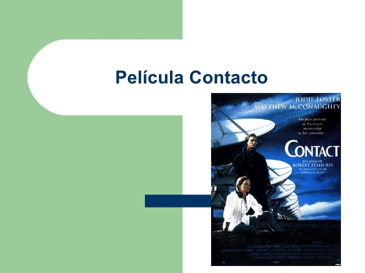 Película Contacto