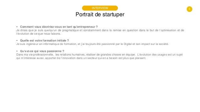 #PortraitDeStartuper #33 - Leocare - Noureddine Bekrar Slide 3