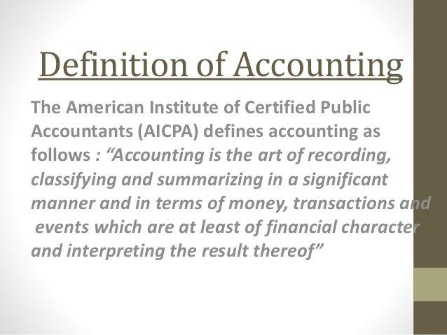the code of ethics by the america institute of certified public accountants We, the undersigned licensed or retired certified public accountants (cpas), many of whom are current and former volunteer leaders in our profession, write collectively to express our concern regarding the recent decision by the american institute of certified public accountants (aicpa.