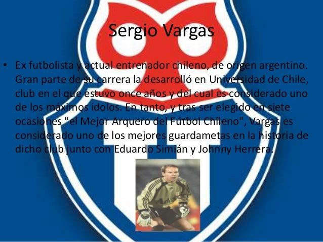 Jugadores históricos del club deportivo universidad de chile