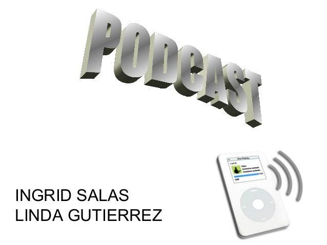 INGRID SALASLINDA GUTIERREZ