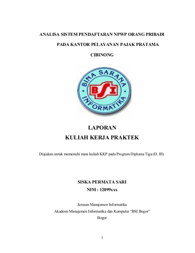 Contoh Cover Makalah Entrepreneurship Bsi Contoh Hits