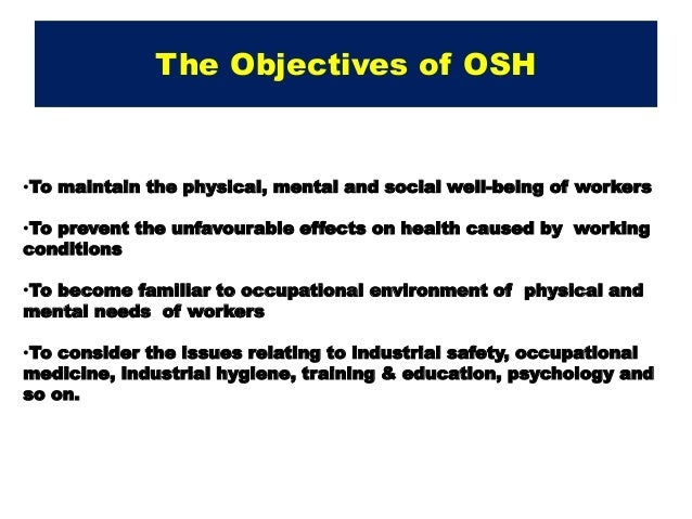 occupational health threats facing mine workers Competencies for occupational health nurse specialist (ohn) 1 occupational health nursing occupational health nursing (ohn) is a specialist field that provides for.