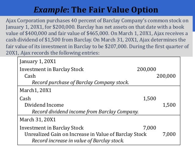 Under the fair-value method of recording stock options companies will report