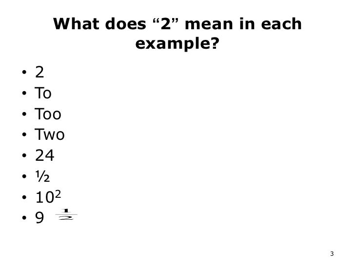 Maths & Literacy
