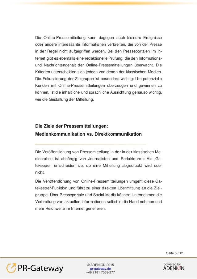 Niedlich Anatomie Einer Pressemitteilung Bilder - Anatomie Von ...